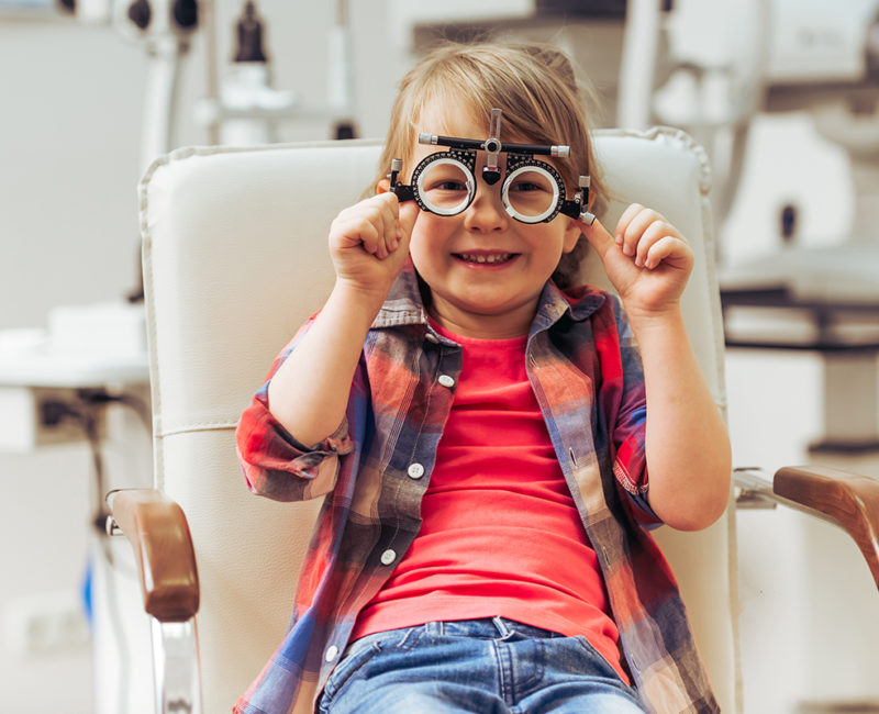Por que devemos estar atentos à visão das crianças? 2